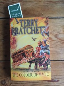 Terry Pratchett The Colour Of Magic Book